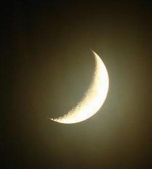 Crescent Moon -2