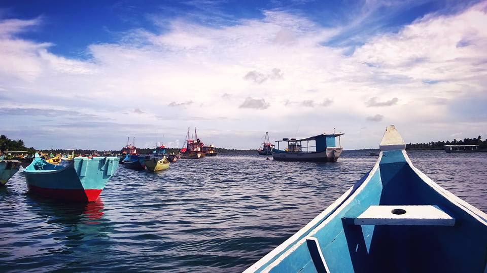 O passeio de barco é um bom programa para conhecer um pouco das belezas da voz do Rio São Francisco