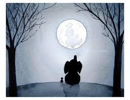 Image result for full moon art
