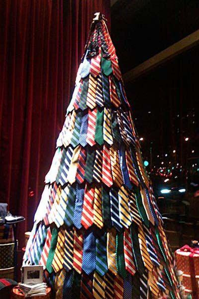Neck Ties Tree