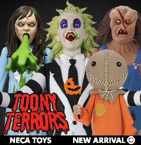 Toony Terrors Wave 4 Set of 4 Figures