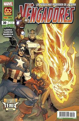 Los Vengadores Vol. 4 (2011-) (Grapa) #129/30