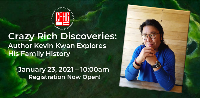 Kevin Kwan Crazy Rich Discoveries - Author Kevin Kwan Explores His Family History