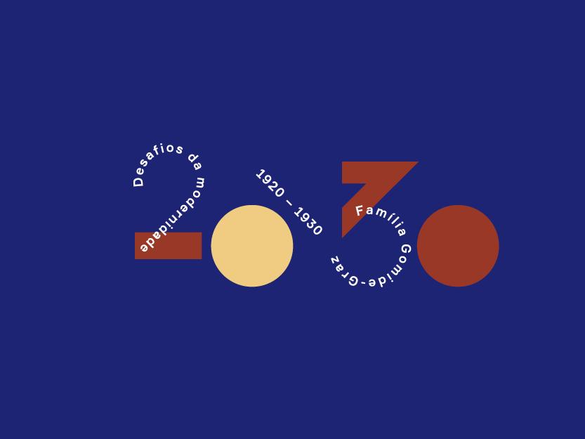 Desafios da modernidade – Família Gomide-Graz nas décadas de 1920 e 1930