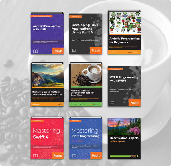 Humble Book Bundle: Mobile App Development by Packt