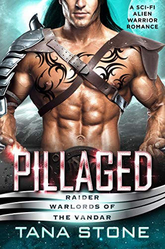 Cover for 'Pillaged (Raider Warlords of the Vandar Book 3)'