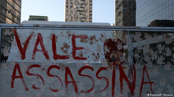 Bildergalerie Brasilien Dammbruch Brumadinho (Reuters/P. Olivares)