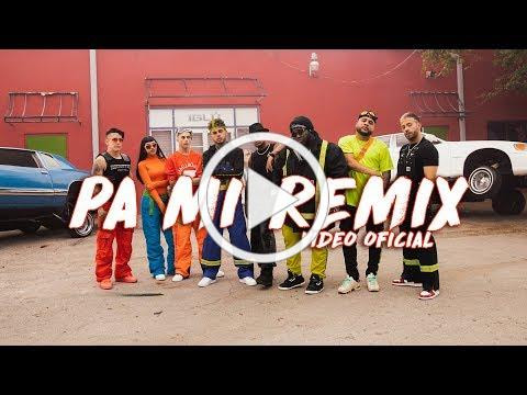 Dalex - Pa Mi (Remix) ft. Sech, Rafa Pabön, Cazzu, Feid, Khea and Lenny Tavárez (Video Oficial)