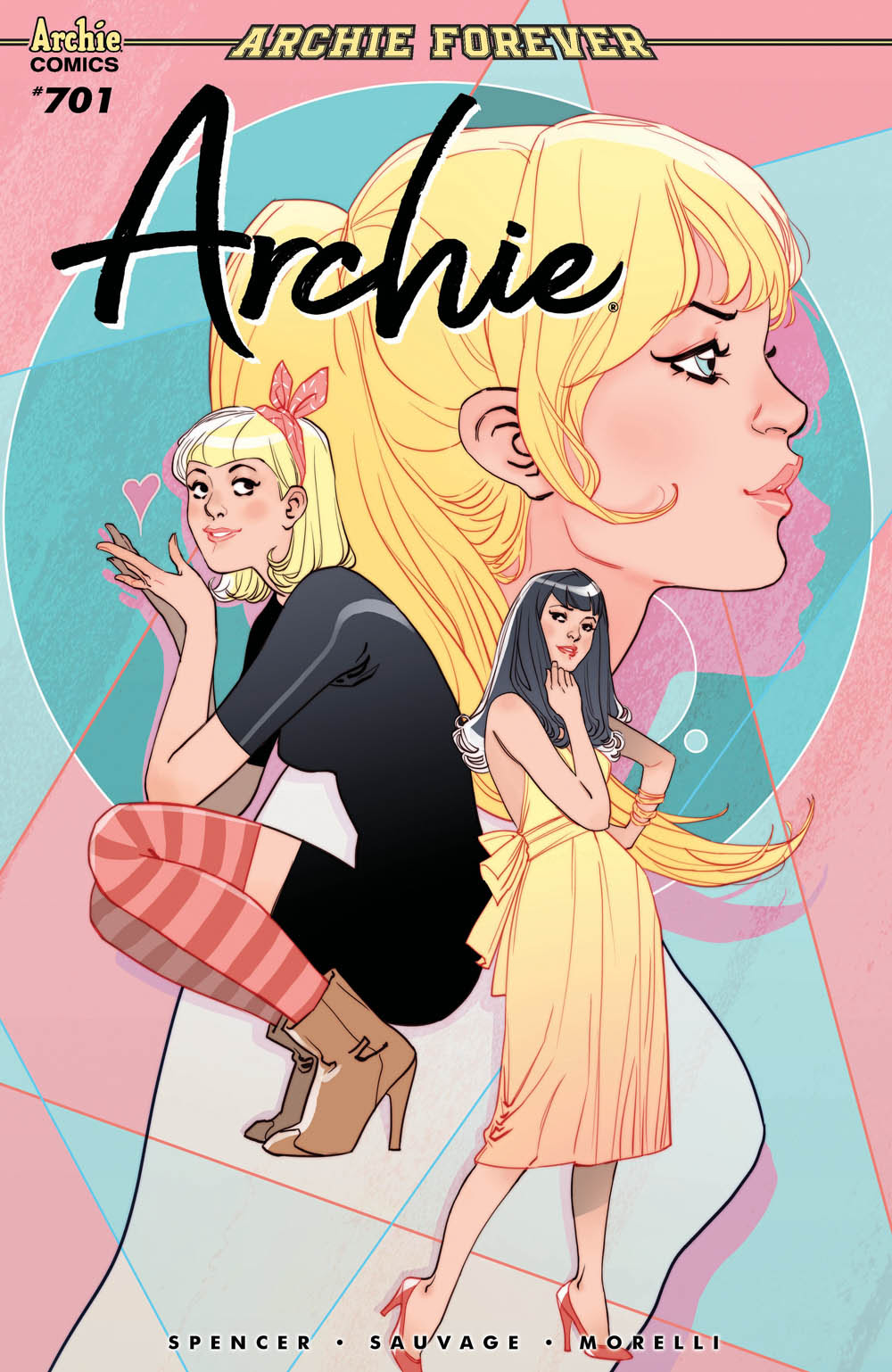 Archie #701: CVR A Sauvage