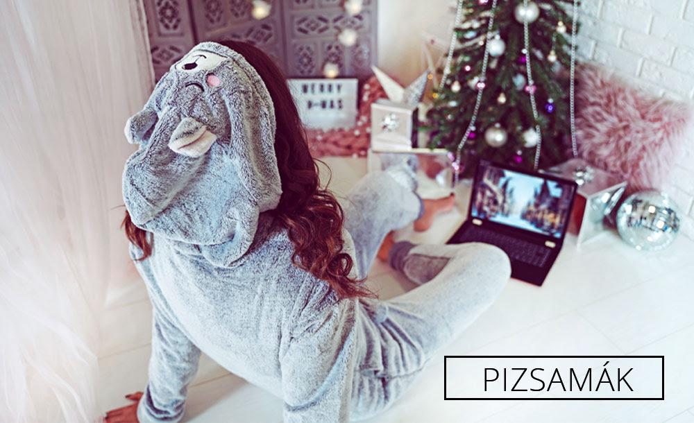 Pizsamák és köntösök