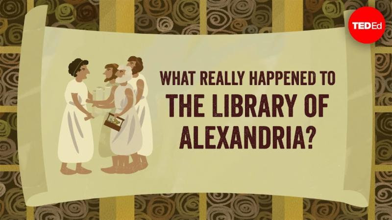 What Really Happened to the Library of Alexandria? 0b21b4c1-6c03-45e0-bd80-750a6b85a0ea
