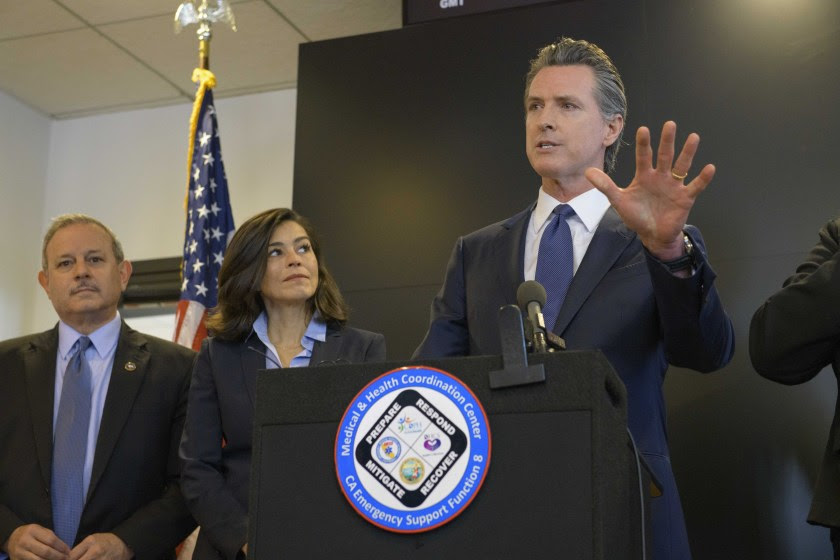 Governor Newsom 3-12-20