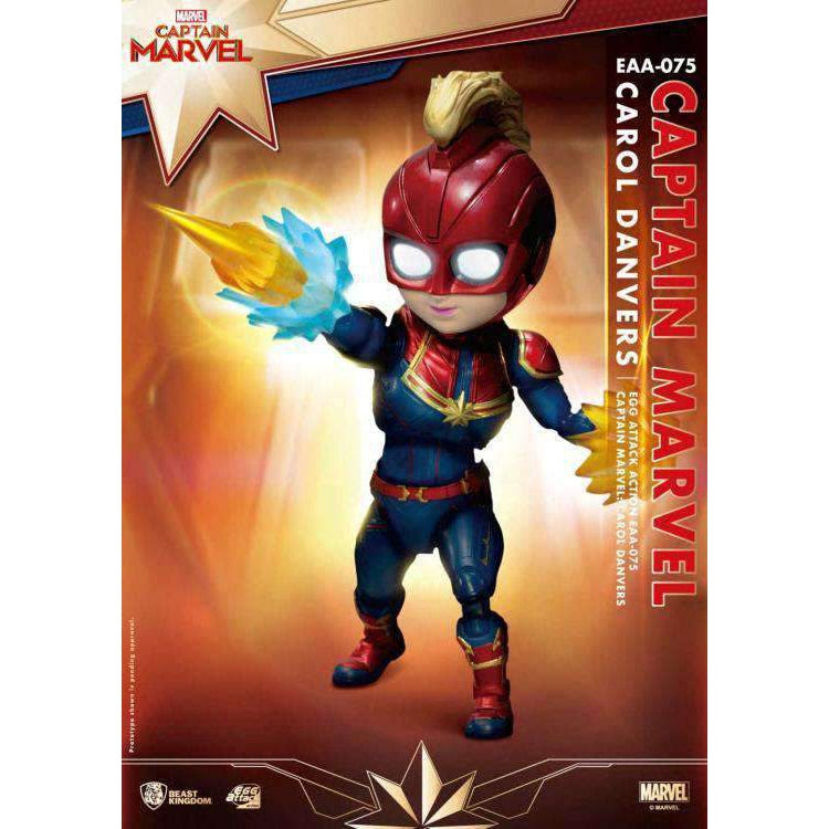 Image of Captain Marvel Egg Attack Action EAA-075 Carol Danvers PX Previews Exclusive