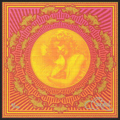 Chuck Sperry Orange Sunshine Blotter Art