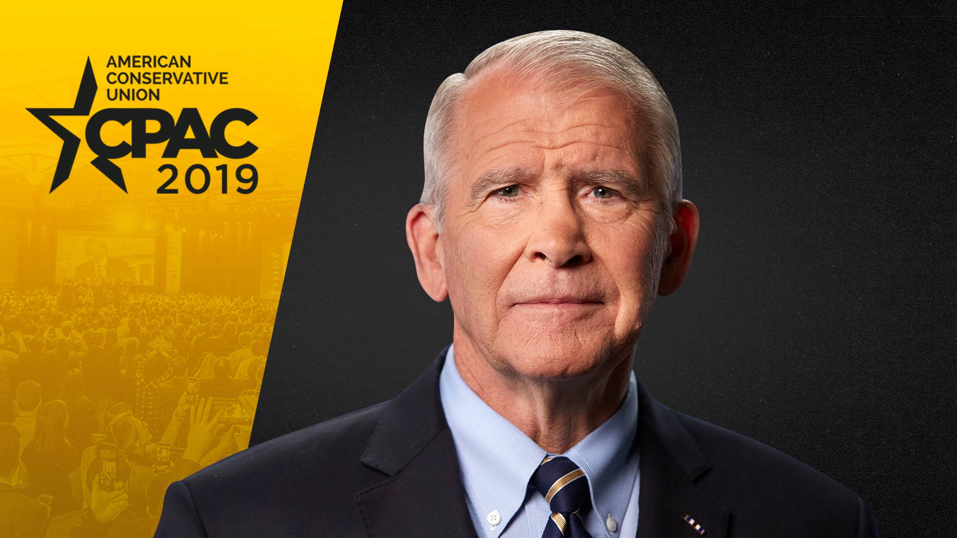 WATCH ▶ LtCol Oliver North's Speech at CPAC
