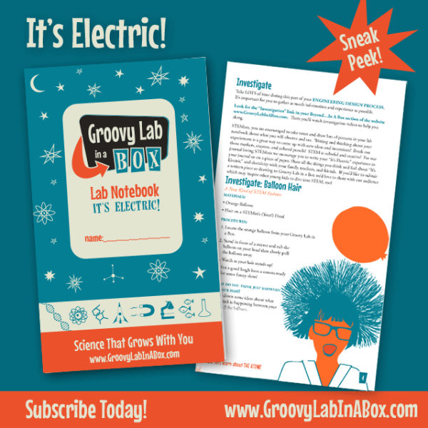 It's Electric from Groovy Lab in a Box - A Lesson in Electricity!