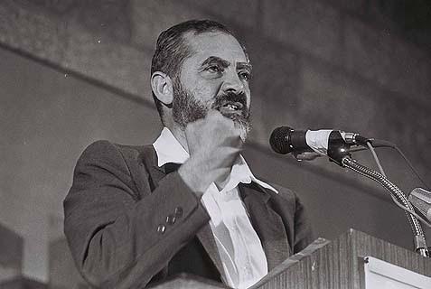 """Rabbi Meir Kahane HY""""D"""