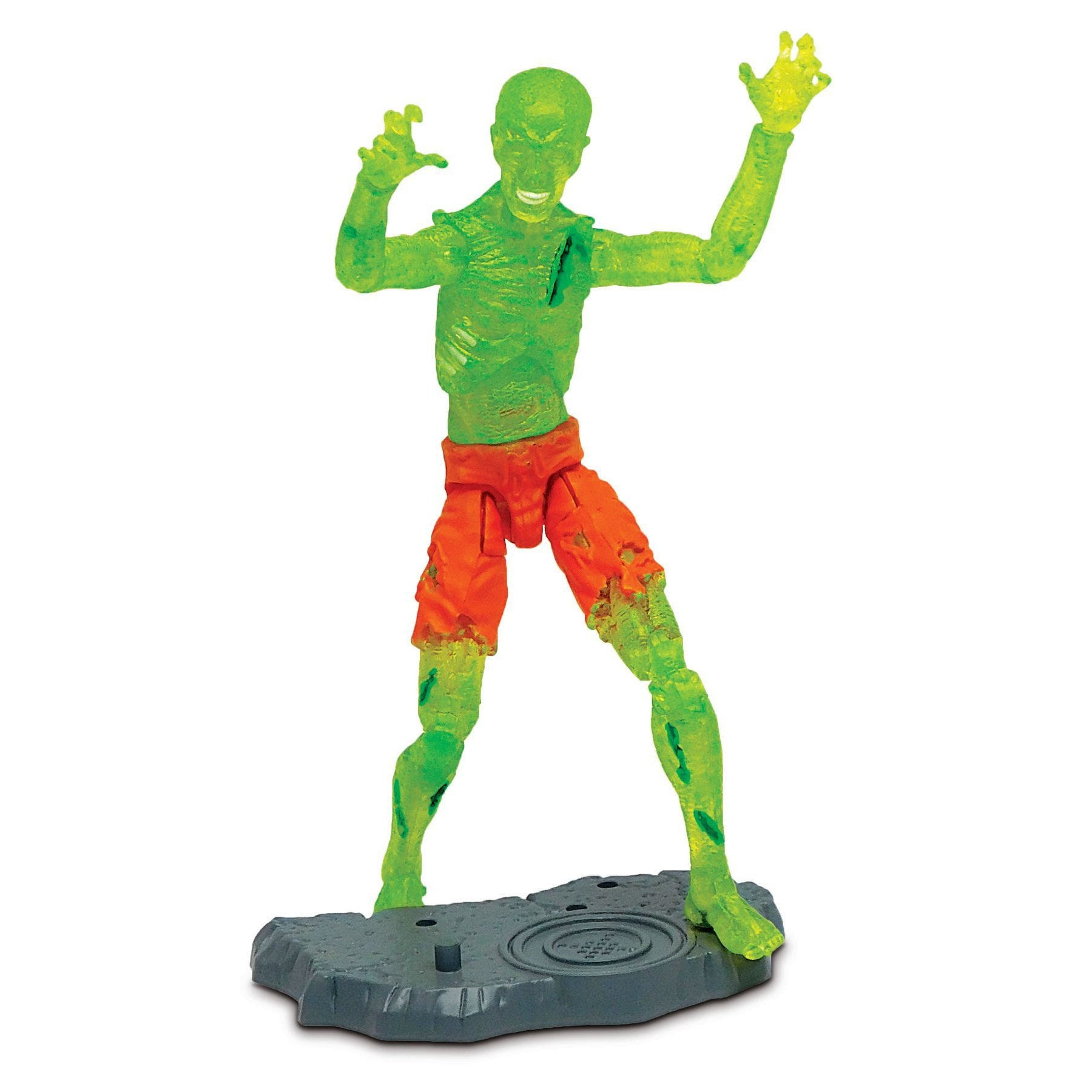 Image of Vitruvian H.A.C.K.S. Irradiated Zombie Figure