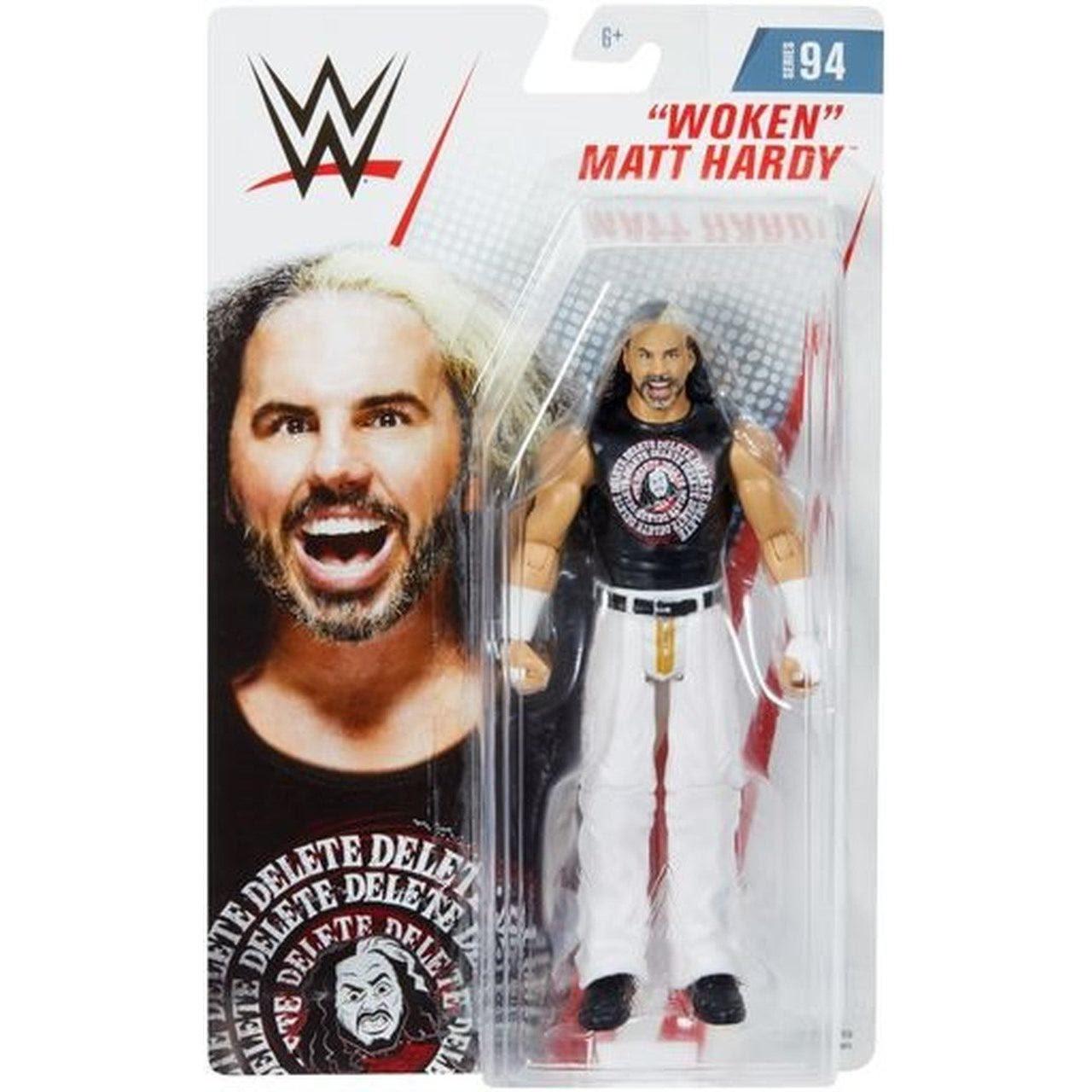 Image of WWE Basic Series 94 - Matt Hardy - JULY 2019