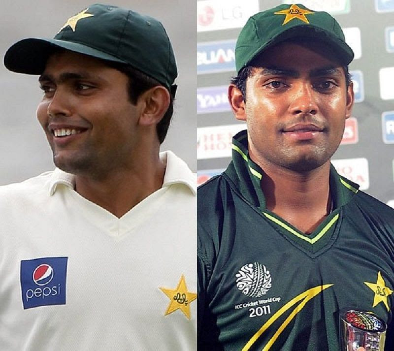 Kamran Akmal is the elder brother of Umar Akmal and the duo has played a lot of games for Pakistan