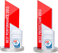 AVTest - Best Performance 2013 - Best Protection 2013