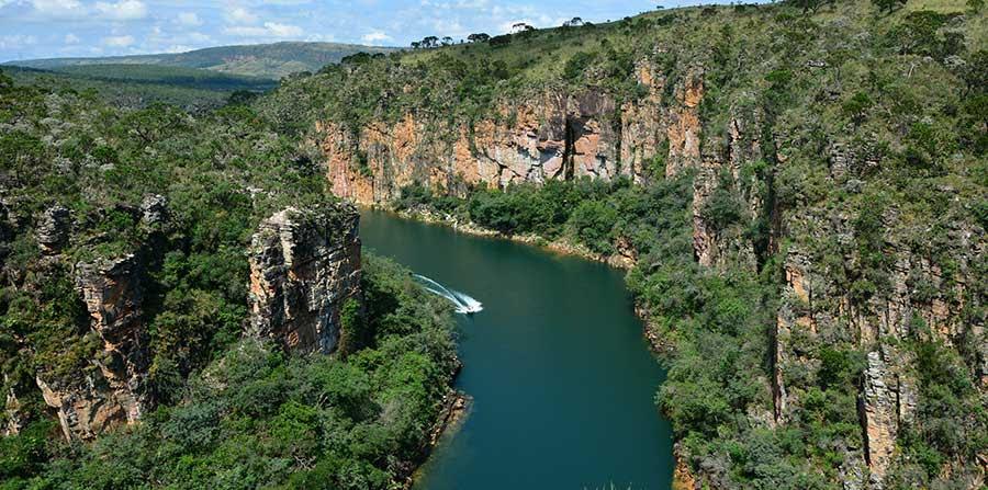 Canyons de Capitólio MG - com Tiradentes