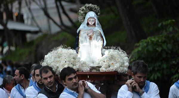 Conheça a história das aparições de Santíssima Virgem Maria e de nosso Senhor Jesus Cristo em Salta, na Argentina.