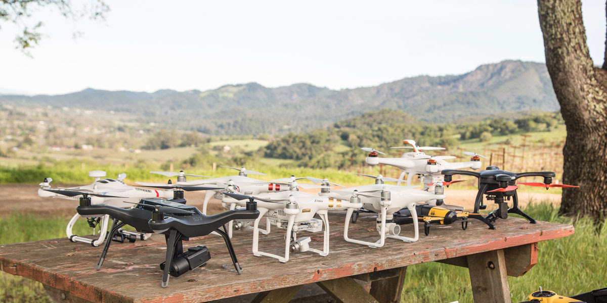 Drone Testing Day