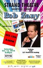 Bob Zany 2018 Poster SMALL 2