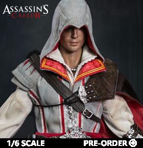 Assassin's Creed II Ezio Auditore 1/6 Scale Figure
