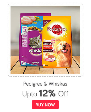 Pedigree & Whiskas