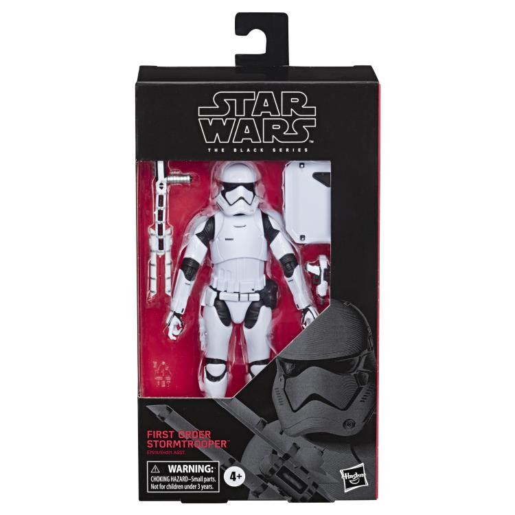 Image of Star Wars: The Black Series Wave 22 - First Order Stormtrooper
