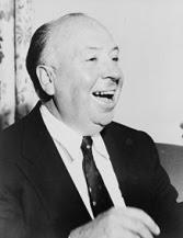 Hitchcock, Portrait 1956