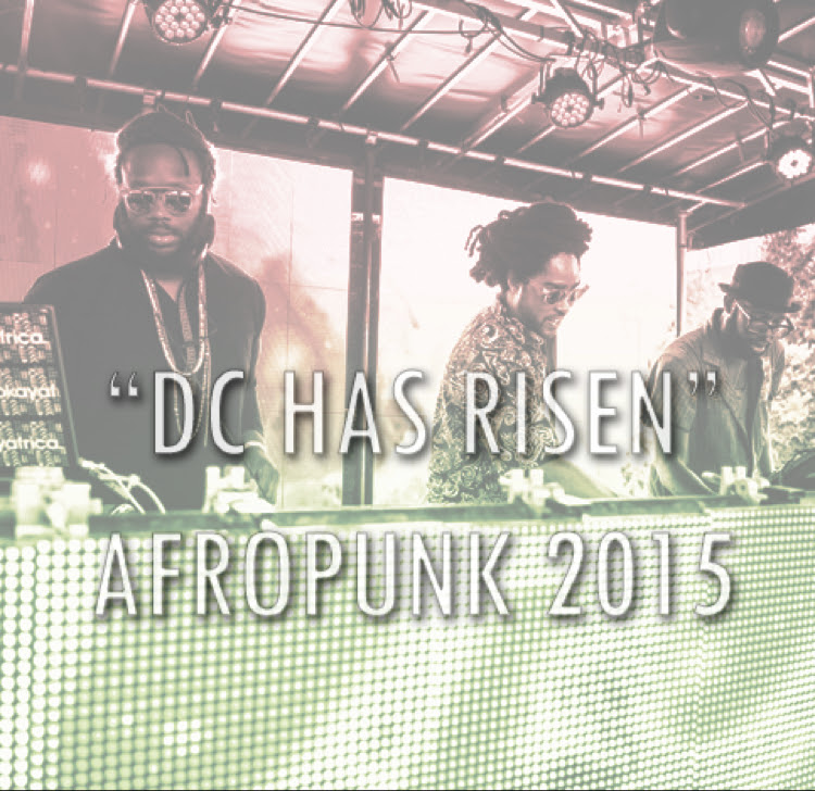 DC Has Risen: