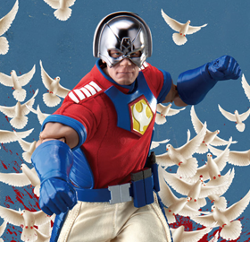 The Suicide Squad Dynamic 8ction Heroes DAH-036 Peacemaker