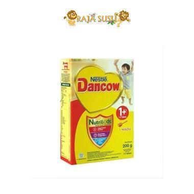 Nestle Dancow 1+ Madu Susu Pertumbuhan Anak [200 gr]