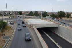 Θεσσαλονίκη: Σε 2-3 μήνες στην κυκλοφορία ο κόμβος Μαιάνδρου