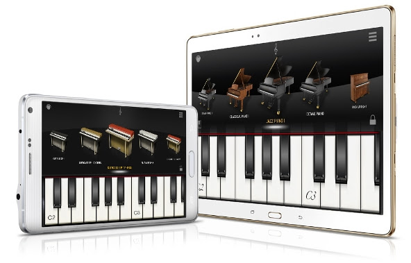 iGrand Piano and iLectric Piano for Android