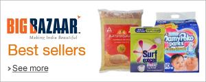Big Bazaar Best Sellers
