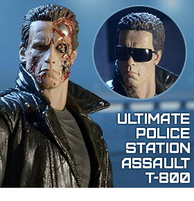 TERMINATOR – ULTIMATE POLICE STATION ASSAULT T-800