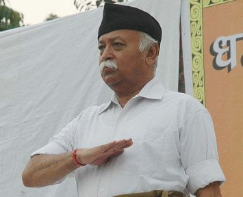 Mohan Bhagwat will join Tulsi Gabbard for World Hindu Congress in Chicago, Illinois