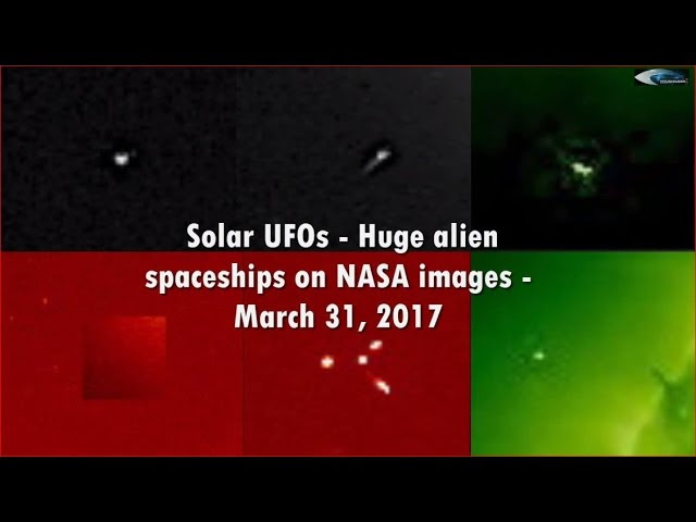 UFO News -  Solar UFOs - Huge spaceships on NASA images plus MORE Sddefault