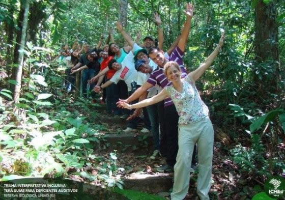 Técnicos do Projeto Surdos criarão um Glossário de termos científicos em Libras para interpretação ambiental