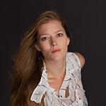 [Barbara Hannigan (photo by Raphael Brand)]