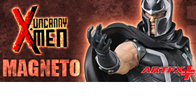 MARVEL NOW MAGNETO ARTFX+ STATUE