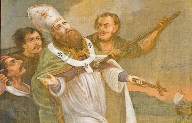 Znalezione obrazy dla zapytania sw. wojciech patron polski