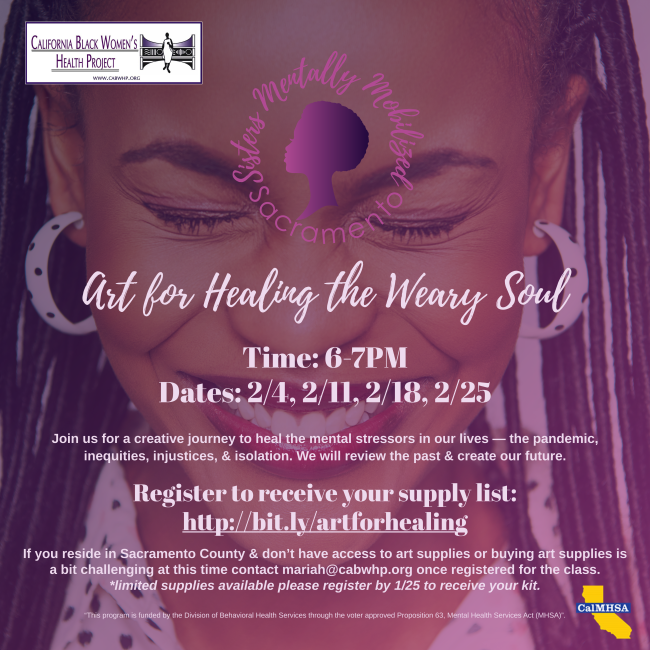 Art for Healing the Weary Soul