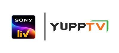 YuppTV SonyLIV Logo