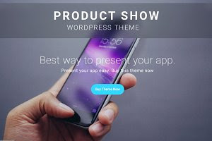 Product Show - WP Theme