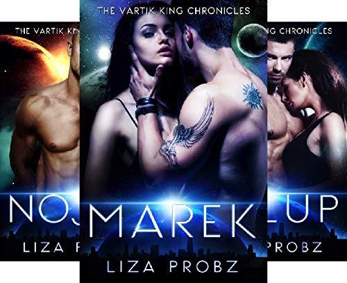 Cover for 'Marek (The Vartik King Chronicles Book 1)'
